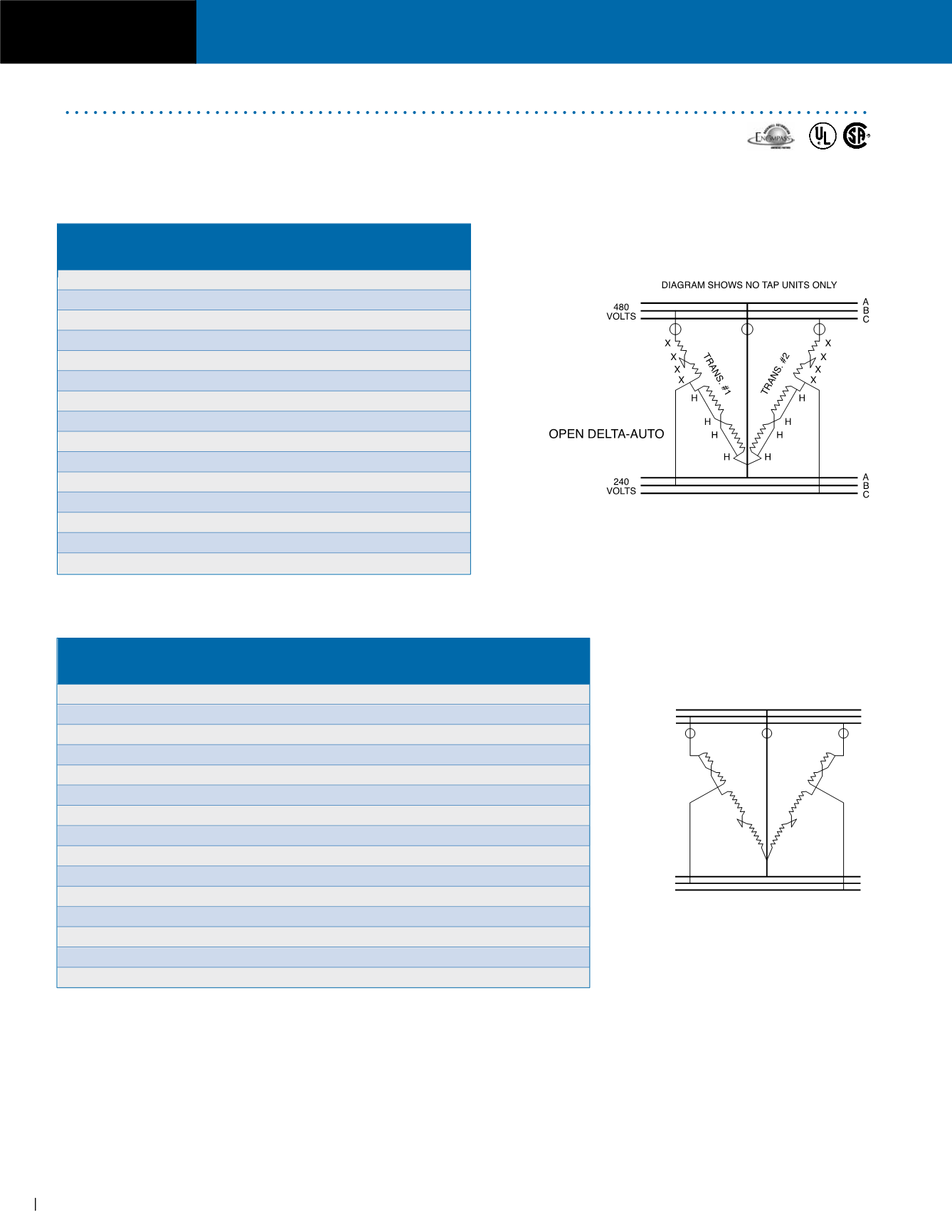 Acm Cat 007 0913 Acme Open Delta Wiring Diagram Page 30